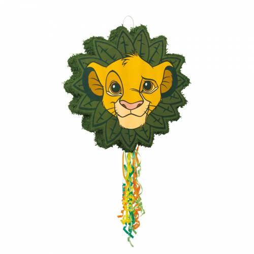 Maxi Pull Pinata  - Roi Lion  (53 cm)