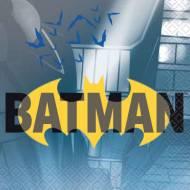 16 Petites Serviettes Batman