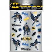 4 Planches de stickers Batman