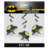 3 Décorations à suspendre Batman