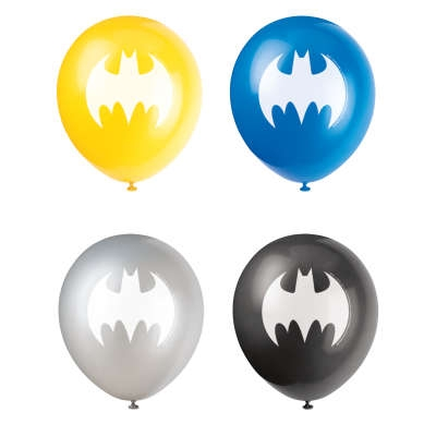 8 Ballons Batman
