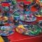 8 Gobelets Justice League images:#1