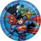 8 Petites Assiettes Justice League images:#0