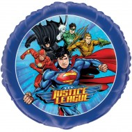 Ballon Hélium Justice League