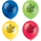 8 Ballons Justice League images:#0