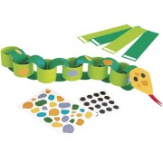 Kit DIY 4 Serpents - Animaux de la Jungle