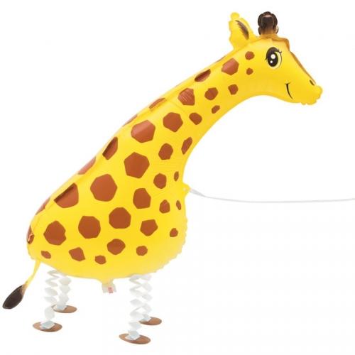 Ballon Girafe Marcheur - 86 cm