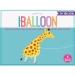 Ballon Girafe Marcheur - 86 cm. n°2