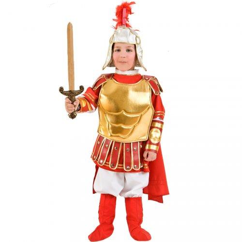 Déguisement Gladiateur Romain pour Enfant Luxe