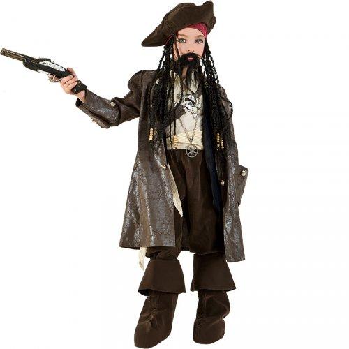 Déguisement Captain Jack Luxe