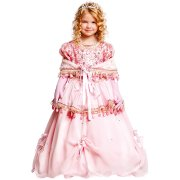 D�guisement Princesse Prestige Rose Luxe