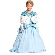 D�guisement Princesse Prestige Bleue Luxe