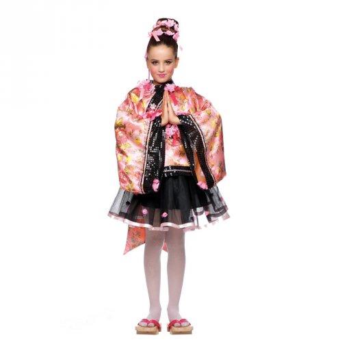 Déguisement de Princesse Japonaise - Luxe