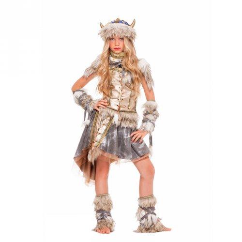 Déguisement Guerrière Viking - Luxe