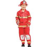 Déguisement Pompier Luxe Taille 5-6 ans