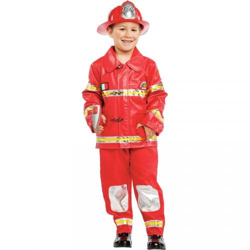 Déguisement Pompier Luxe