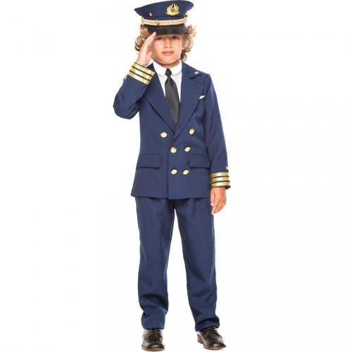 Déguisement Pilote de l Air Luxe