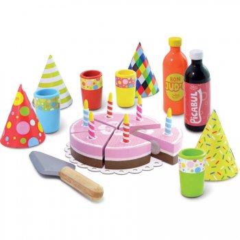 Mon goûter d anniversaire - Dinette