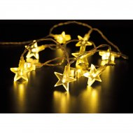 Petite Guirlande Lumineuse Etoiles à LED (1,20 m)
