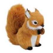 Ecureuil à poser (8 x 12 cm)