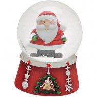 Grande Boule à Neige Père Noël (9 x 6 cm)