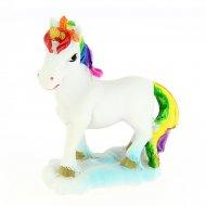 Figurine Bébé Licorne (7 cm) - Résine