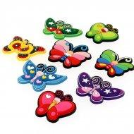 1 Magnet Papillon