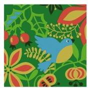 20 Serviettes Fairy tale vert