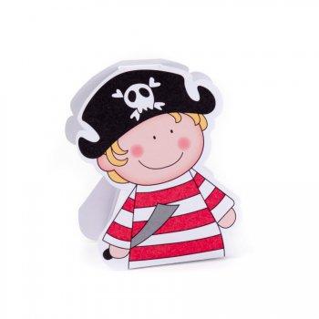 10 Ballotins Jack Le Pirate