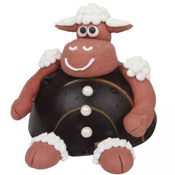 Kit mouton en sucre pour Cupcake