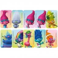 10 Petits Décors Trolls (8 cm) - Sucre
