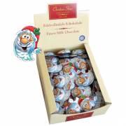 1 Tête de Père Noël en Chocolat (12 g)