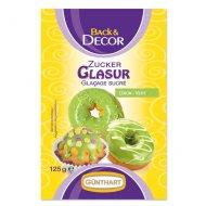 Glaçage sucre Vert (125 g)
