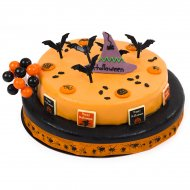 Gâteau Halloween double, 20/24 parts