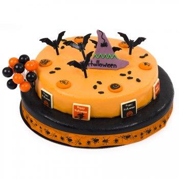 Gâteau Halloween double, 20/24 parts