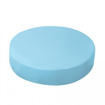 Gâteau pâte à sucre bleu Ø 22 cm, 8/10 parts