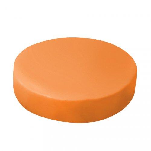 Gâteau pâte à sucre orange Ø 22 cm, 8/10 parts