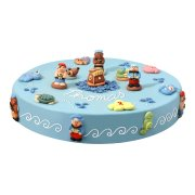 G�teau Pirates � 28 cm, 12/14 parts