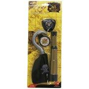 Set 4 accessoires Pirate