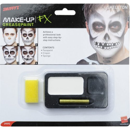 Set Maquillage Squelette