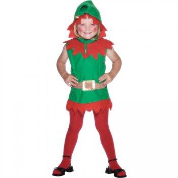 Déguisement d Elf (Enfant) - Taille Unique