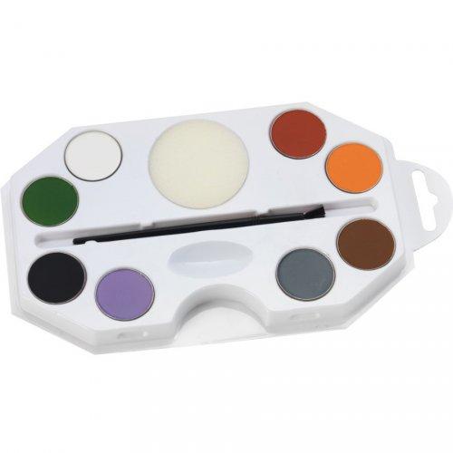 Kit Peinture Maquillage Halloween