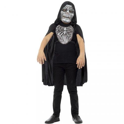 Kit Faucheur Enfant - Masque + Cage thoracique