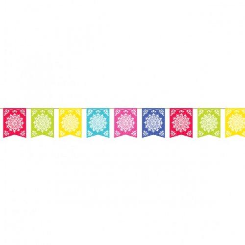 Bannière Multicolore Del sol