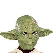 Masque Yoda 3/4 (Star Wars)