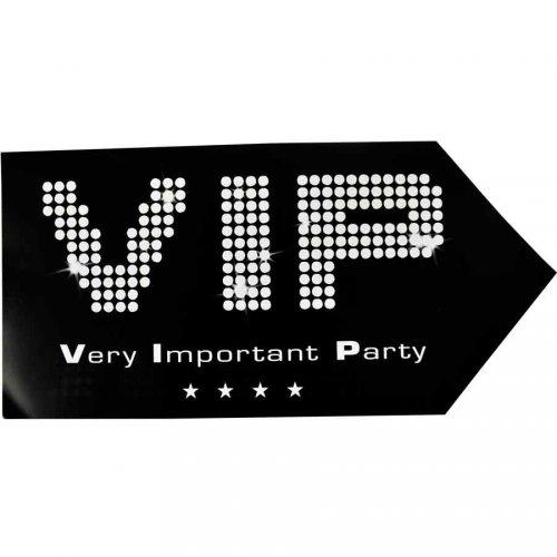 Flèche indicative VIP
