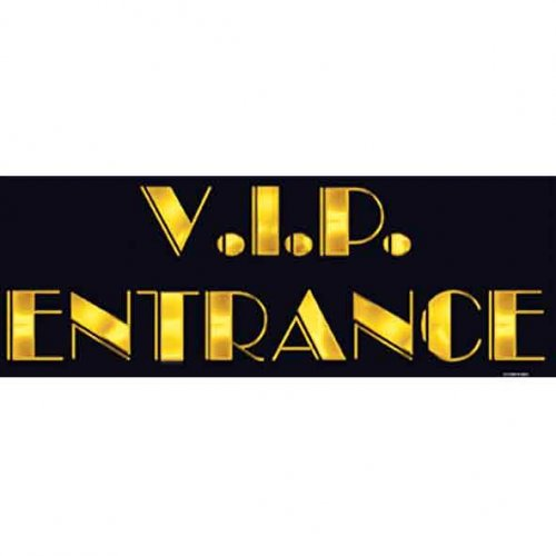 Décor VIP Entrance