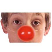 Sachet de 6 nez de Clown
