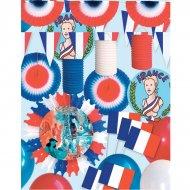 Kit de décoration Tricolore