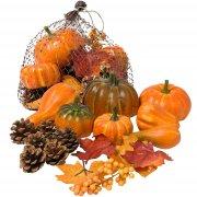 D�cors d'automne Halloween